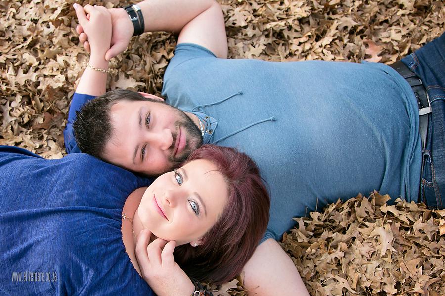 Elize Mare Photography - Engagement Shoot Genene en Shaun
