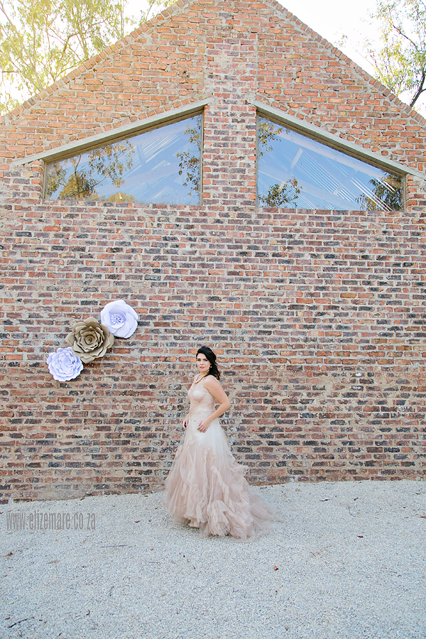Elize Mare Photography Wedding Styled Shoot at Lace on Timber