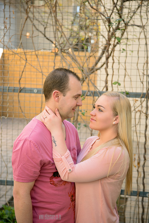 Elize Mare Photography Hatfield Engagement