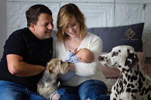 Elize Mare Photography Lifestyle Newborn shoot