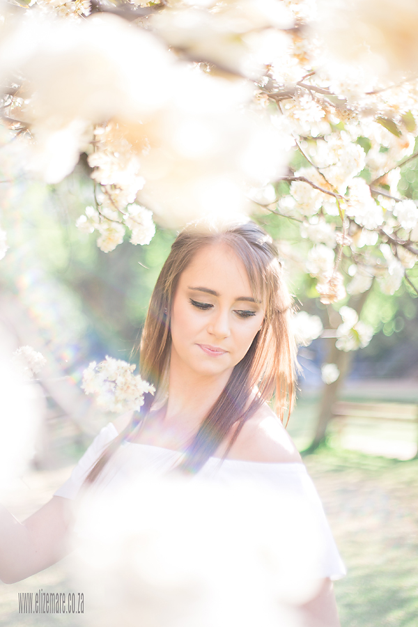 Elize Mare Photography Portrait at Walter Sisulu Botanical Garden