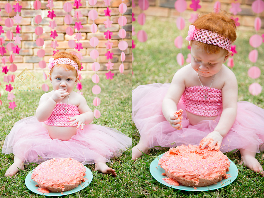 Elize Mare Photography Cake Smash