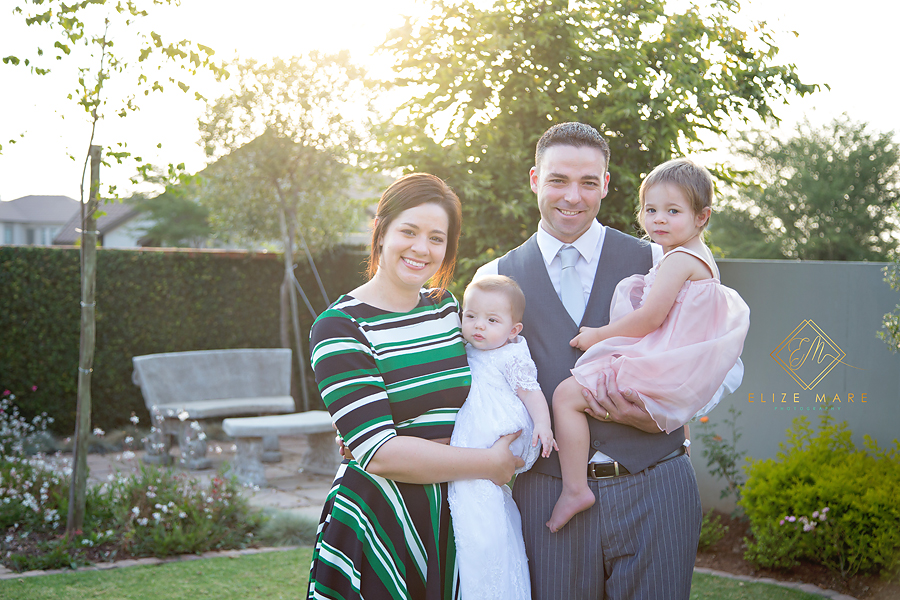 Elize Mare Photography Christening
