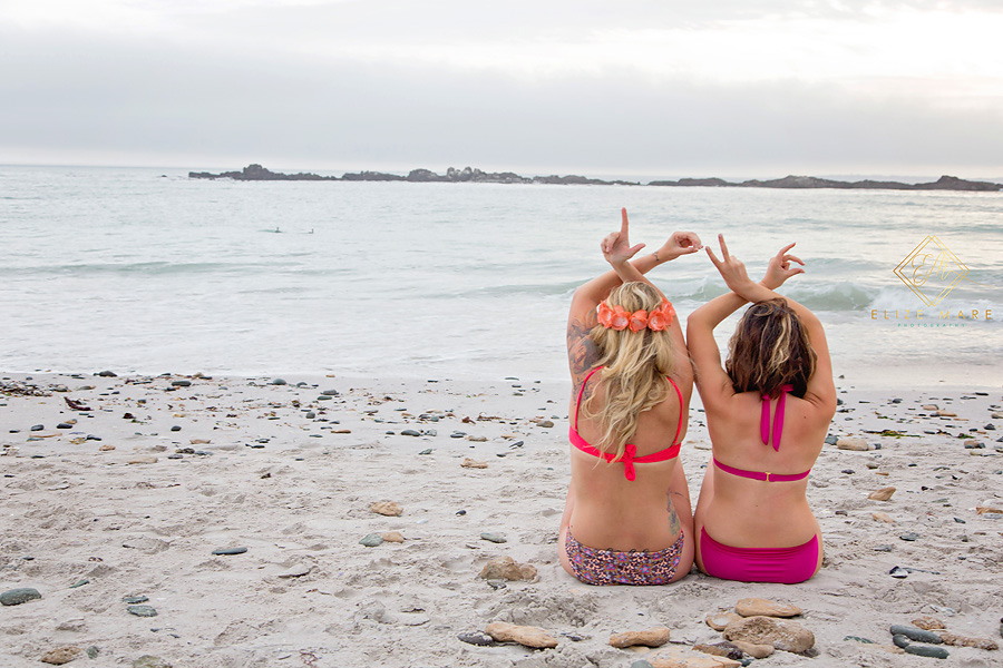 Elize Mare Photography-Blouberg beach friendship shoot