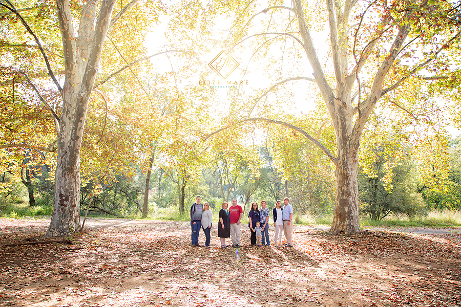 Elize Mare Photography Autumn family shoot