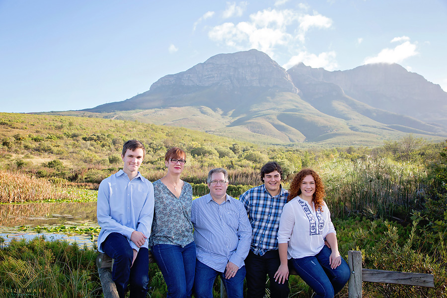 Elize Mare Photography Helderberg Nature Reserve Family shoot