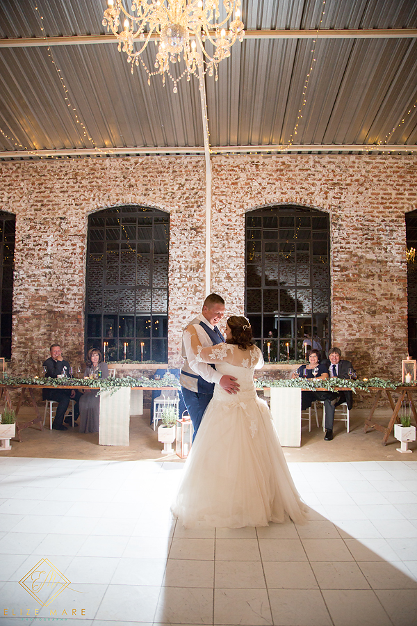 Elize Mare Photography Lace on Timber wedding