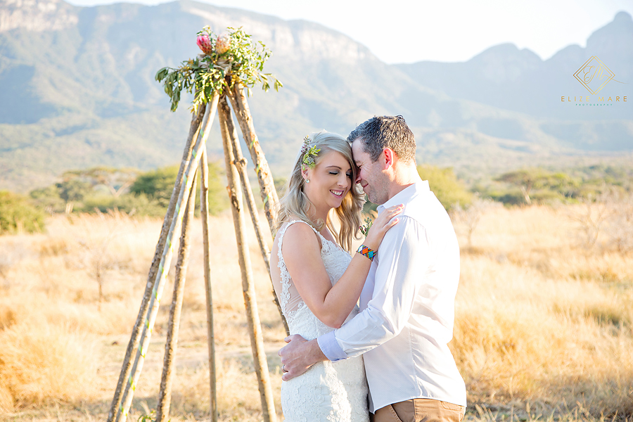 Elize Mare Photography Moholoholo Wedding Elopement