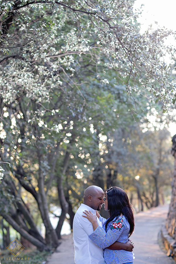 Elize Mare Photography Pretoria Engagement at the Union Building