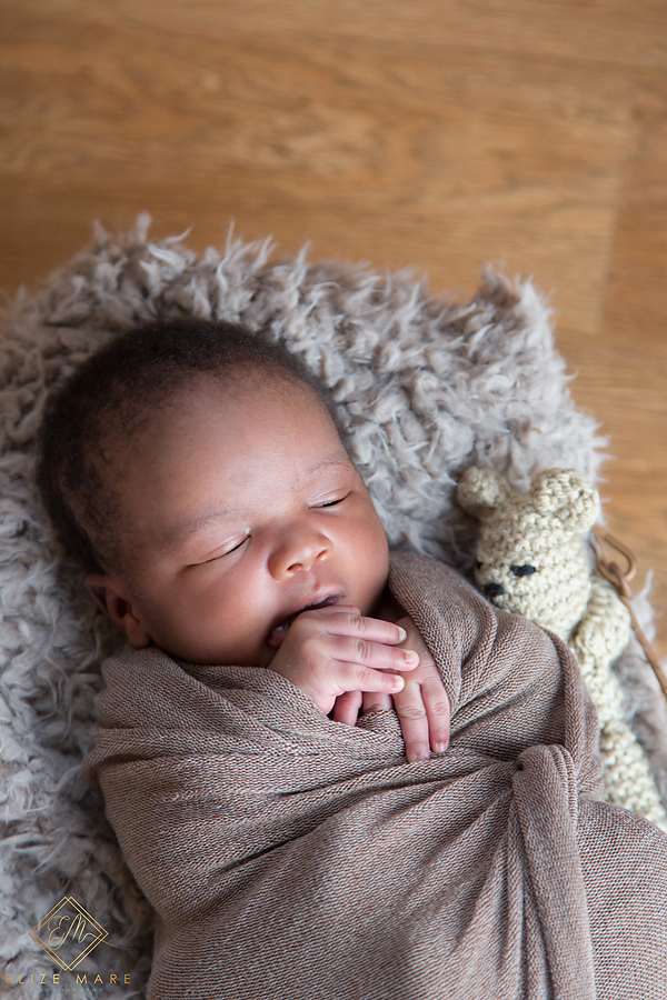Elize Mare Photography Newborn Shoot