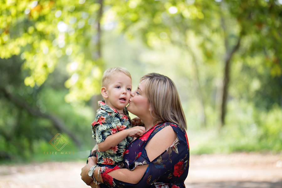 Elize Mare Photography Family session at Groenkloof Nature Reserve