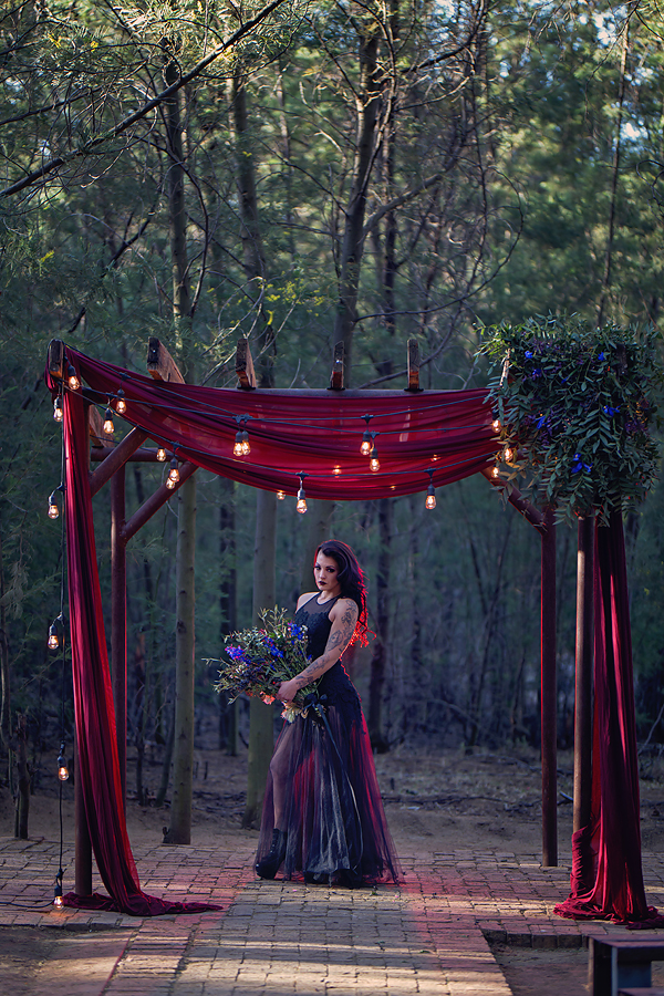 Elize Mare Photography Dark and Moody Styled Shoot