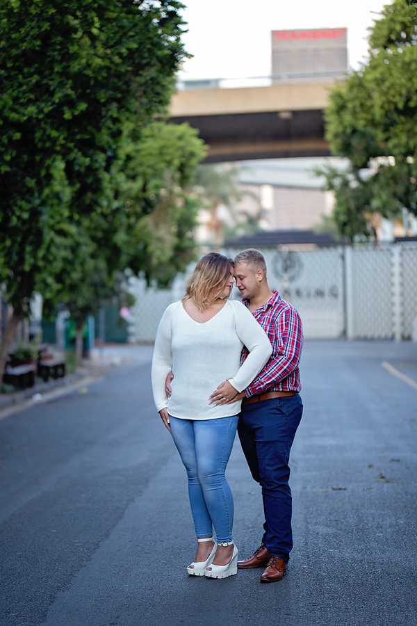 Elize Mare Photography Maboneng Engagement