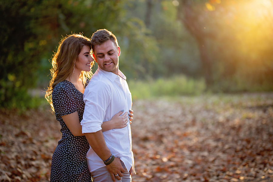 Elize Mare Photography Autumn engagement shoot