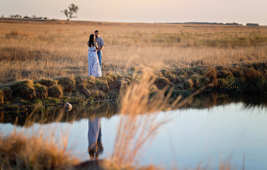 Elize Mare Photography Delmas Farm Engagement shoot (17)