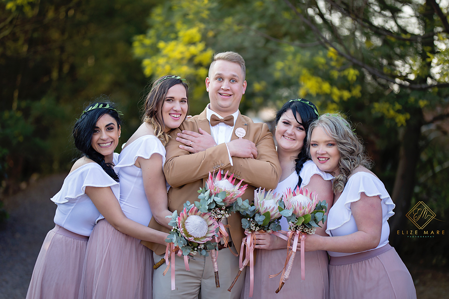 Elize Mare Photography Waenhuiskraal Wedding
