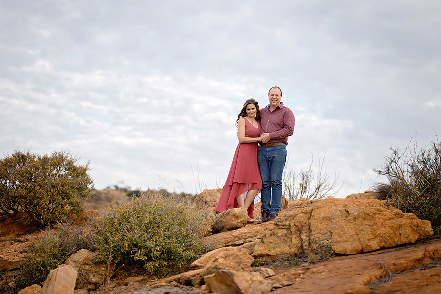 Elize Mare Photography North West Engagement Shoot