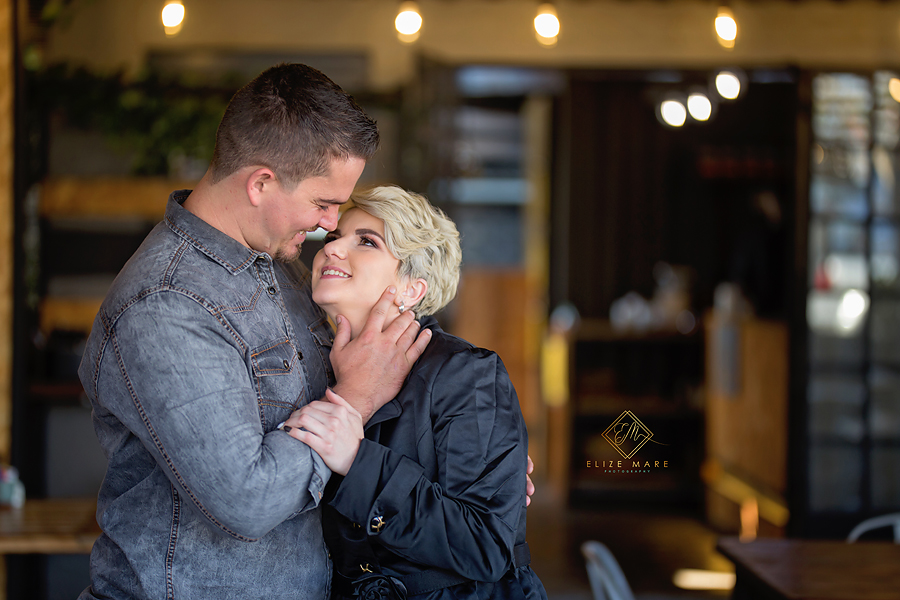Elize Mare Photography Industrial Couple shoot