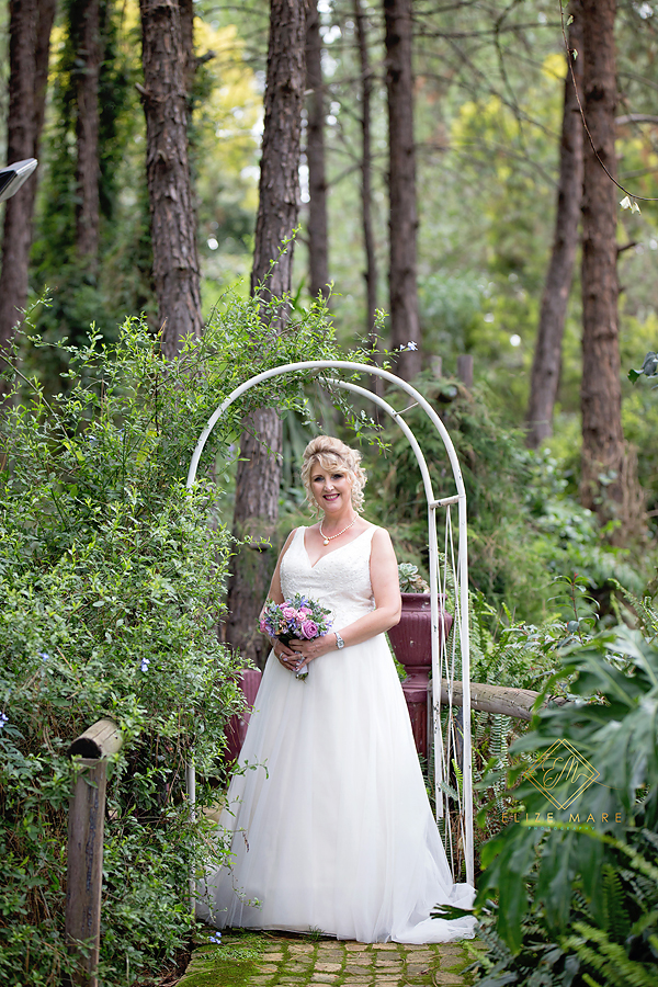 Elize Mare Photography The Forest Walk Wedding